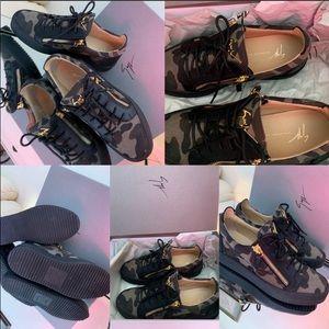 💫💫🔥🔥🛍🛍💯 Camo Sneaker GIUSEPPE ZANOTTI🔥🔥🔥